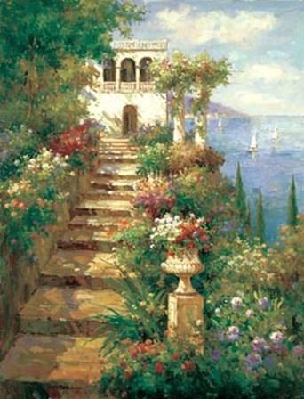 Summer Vista by Peter Bell art print