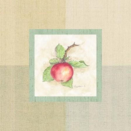 Apple Inside by Peggy Abrams art print