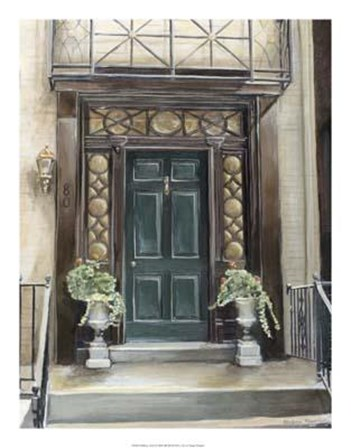 Mulberry Street by Megan Meagher art print
