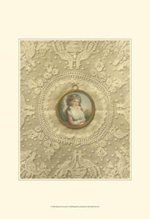 Miniature Portrait II by Franz Hanfstaengl art print