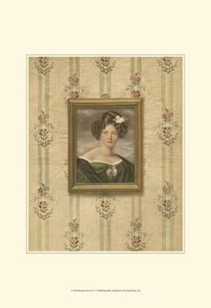 Miniature Portrait IV by Franz Hanfstaengl art print
