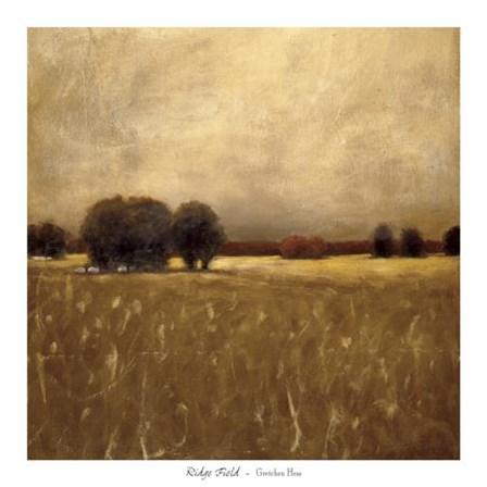Ridge Field by Gretchen Hess art print