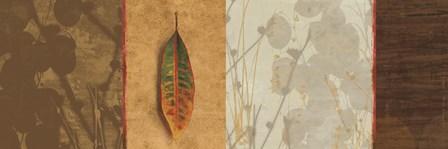 Leaf Song by Allison Pearce art print