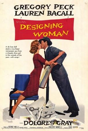 Designing Woman art print