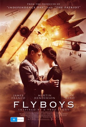 Flyboys art print