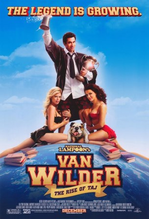 National Lampoon's Van Wilder: The Rise of Taj art print