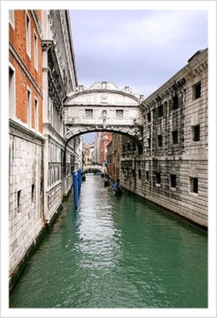 View From Bridge of Sighs. S.Marco by Igor Maloratsky art print