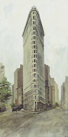 Downtown by Avery Tillmon art print
