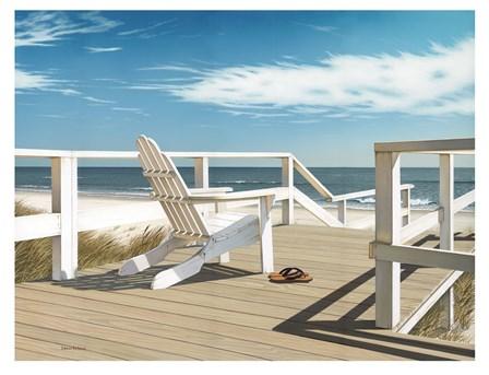 Sun Deck by Daniel Pollera art print