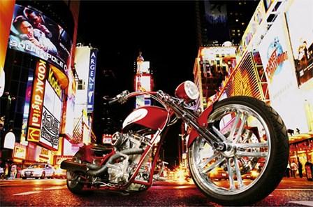 Midnight Rider by Todd Latimer art print