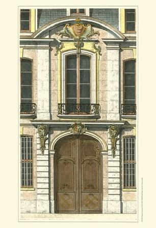 Elegant Entrance II by Vision Studio art print