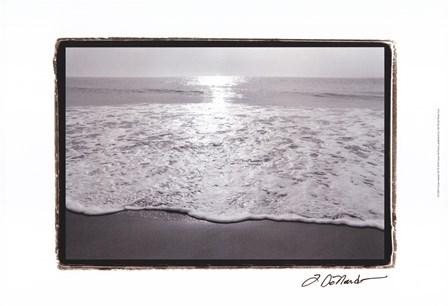 Ocean Sunrise III by Laura Denardo art print