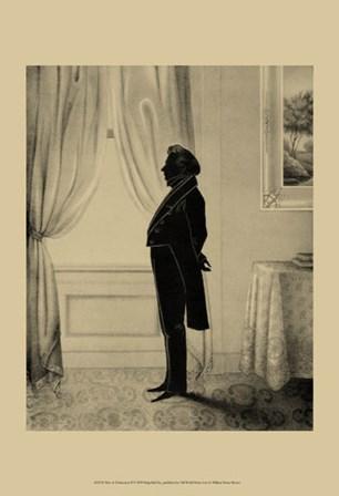 Men of Distinction II by William Henry Brown art print