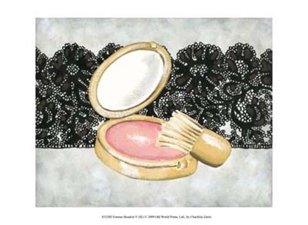 Femme Boudoir V by Chariklia Zarris art print