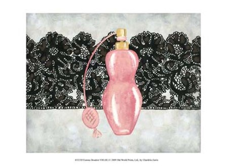 Femme Boudoir VIII by Chariklia Zarris art print