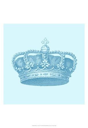 Prince Crown II by Vision Studio art print