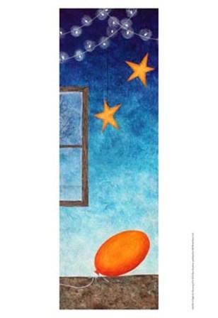 A Night For Dreaming II by Shari Beaubien art print