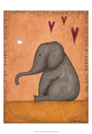 Eli by Shari Beaubien art print
