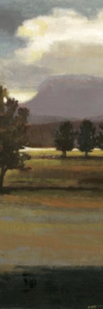 Mountain Range III by Norman Wyatt Jr. art print