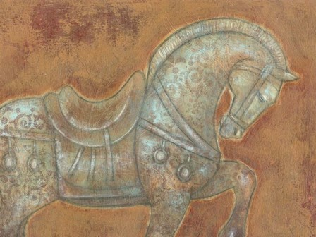 Tang Horse I by Norman Wyatt Jr. art print