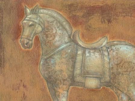 Tang Horse II by Norman Wyatt Jr. art print