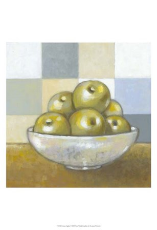 Green Apples by Norman Wyatt Jr. art print