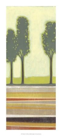 Park II by Norman Wyatt Jr. art print
