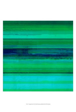 Verigated Sky I by Ricki Mountain art print