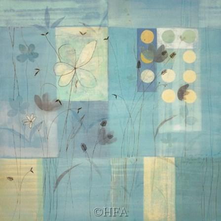 Enchanted Meadow I by Fernando Leal art print