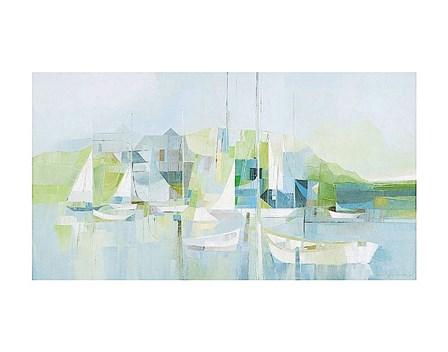 Topsail Island by Albert Swayhoover art print