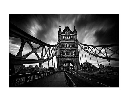 London Tower Bridge by Marcin Stawiarz art print