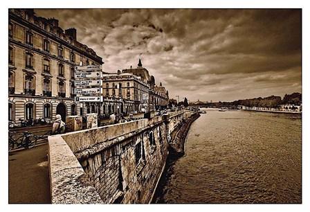 Paris by Marcin Stawiarz art print