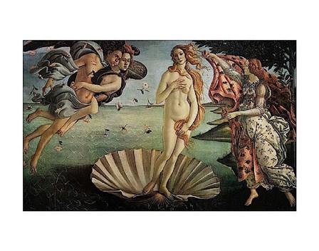 The Birth of Venus by Sandro Botticelli art print