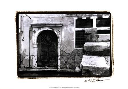 A Venetian Stroll II by Laura Denardo art print