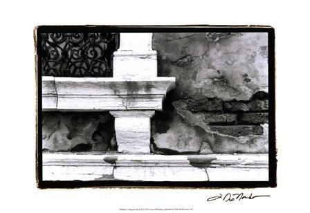 A Venetian Stroll III by Laura Denardo art print