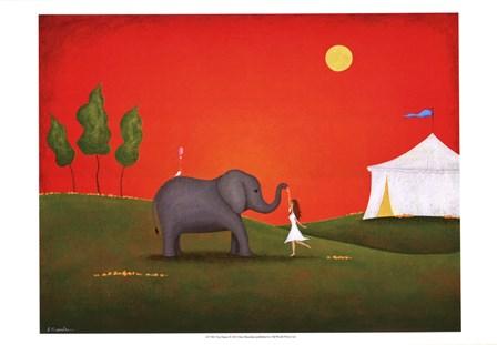 The Dance by Shari Beaubien art print