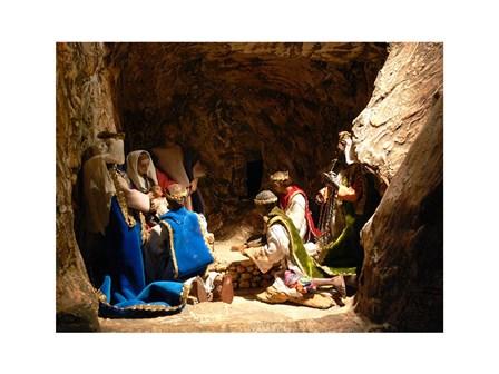 Nativity Adoration of the Magi art print