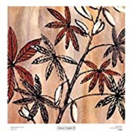 Nature's Graphic II by Michael Brey art print