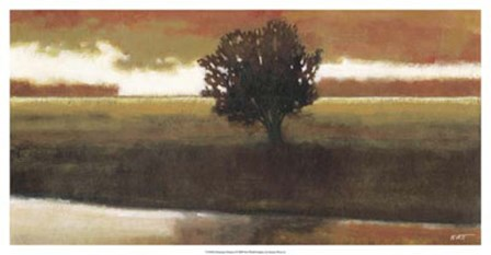 Panoramic Horizon I by Norman Wyatt Jr. art print