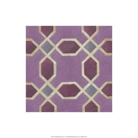 Brilliant Symmetry V by Chariklia Zarris art print