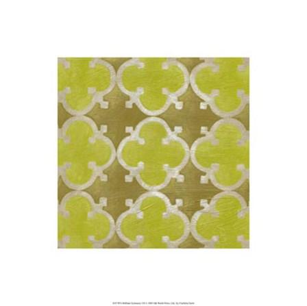 Brilliant Symmetry VII by Chariklia Zarris art print