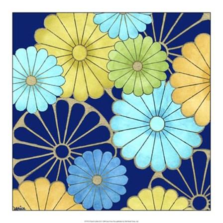 Floral Confetti III by June Erica Vess art print