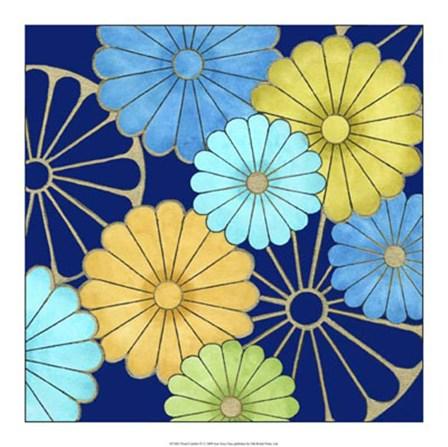 Floral Confetti IV by June Erica Vess art print