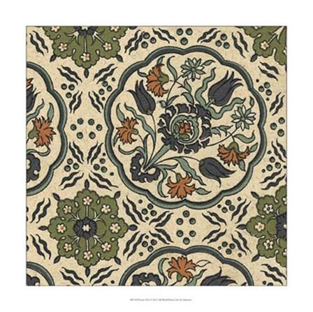 Persian Tile I art print