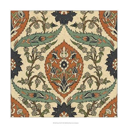Persian Tile II art print