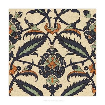 Persian Tile V art print