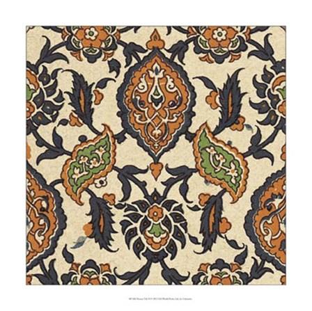 Persian Tile VI art print