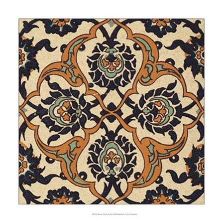 Persian Tile IX art print