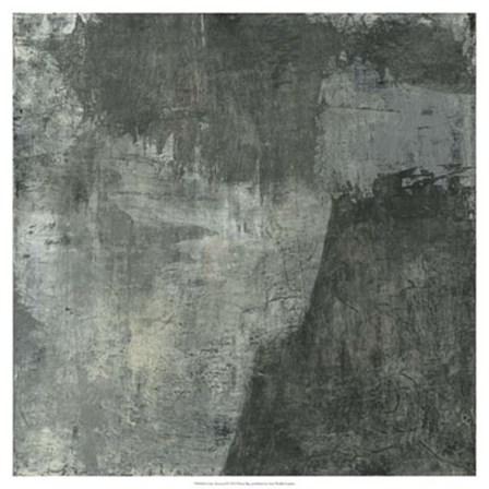 Gray Abstract I by Elena Ray art print