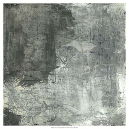Gray Abstract II by Elena Ray art print